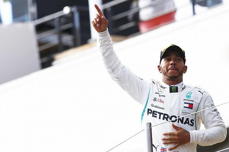 Гран Прі Франції: Хемілтон впевнено виграв хаотичну гонку