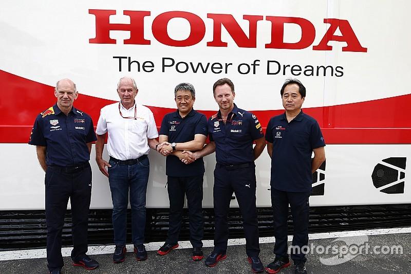 Red Bull träumt nach Honda-Durchbruch bei Brennkammer von