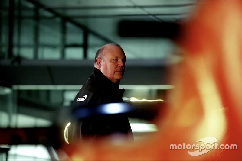 Turuncu McLaren MCL33'ten ilk fotoğraflar geldi!