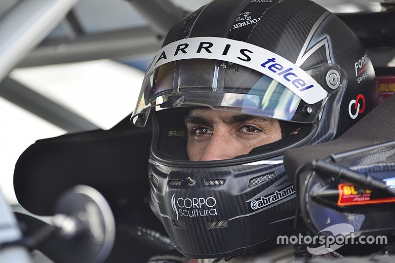 NASCAR Mexico champion Abraham Calderón ready for K&N Pro debut