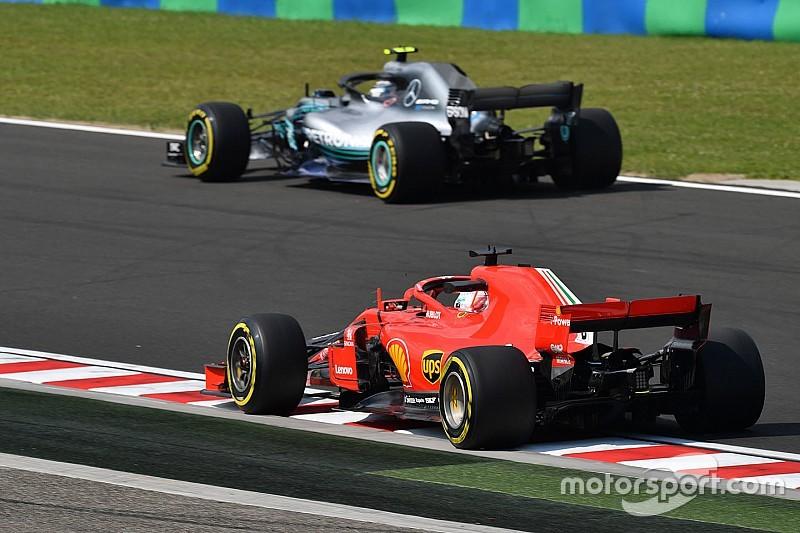 Положение в чемпионате после Гран При Венгрии