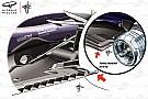 Technique - Les changements cruciaux du fond plat de la Red Bull RB14