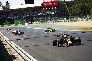 Agag: La F1 ne peut être 100% électrique sans l'autorisation de la FE