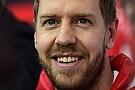Vettel egy érdekes frizurában jelent meg az ausztrál pályán