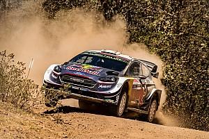 WRC Laporan leg WRC Meksiko: Ogier menang, Sordo kedua