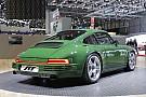 Automotive Ruf SCR 2018: imagen de Porsche 911 'retro' y 510 CV de potencia