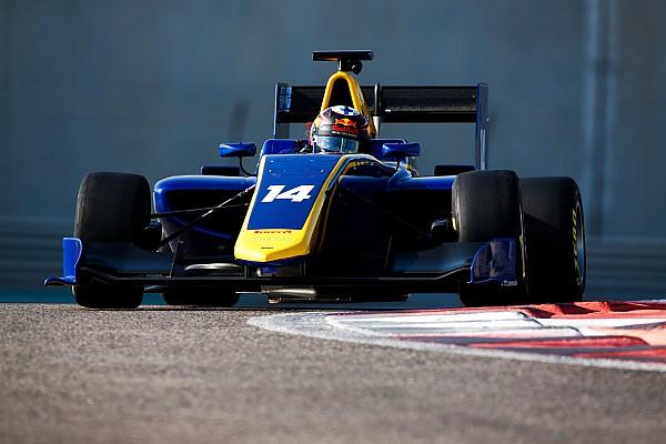 GP3 Noticias de última hora Kari lidera el primer día de pruebas de la GP3 en Abu Dhabi