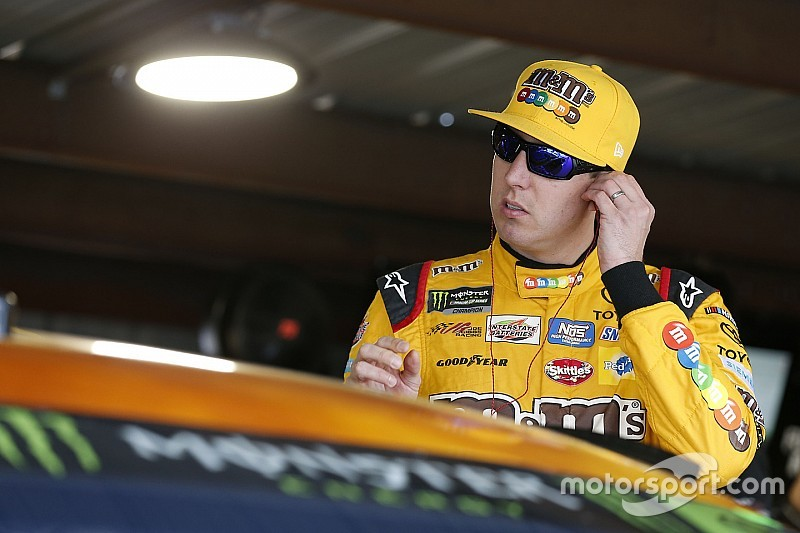 Daytona 500: Kyle Busch tops opening practice session