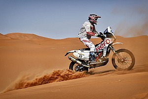 Cross-Country Rally Interview Hero targets podiums after top 10 finish in Merzouga