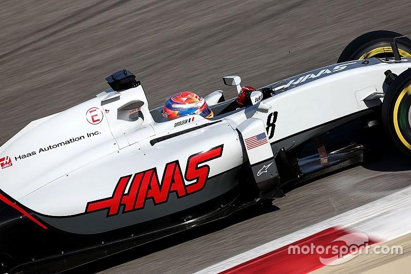 Haas F1 approach