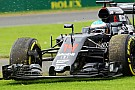 McLaren-Honda shows pace and potential in qualifying at Albert Park Circuit