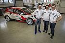 Timerzyanov and Baumanis join Team Austria in Rallycross