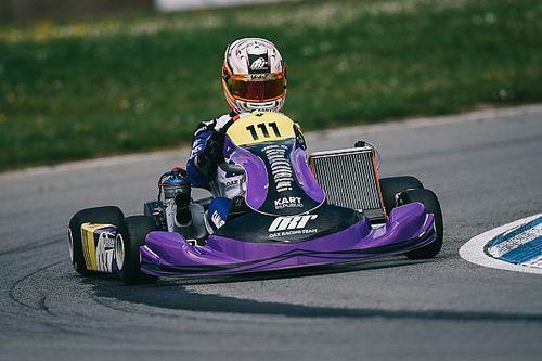 Rafael Câmara chega otimista ao Campeonato Mundial de Kart na Espanha