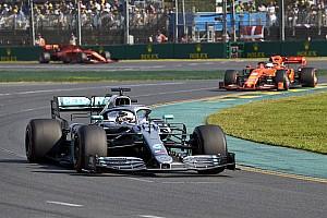 Wolff, Ferrari'nin ayar sorunu yaşadığını düşünüyor