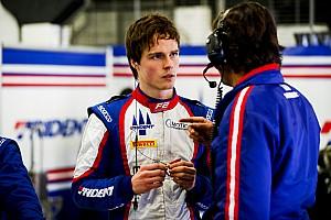 Ralph Boschung correrà in FIA F2 con la Trident