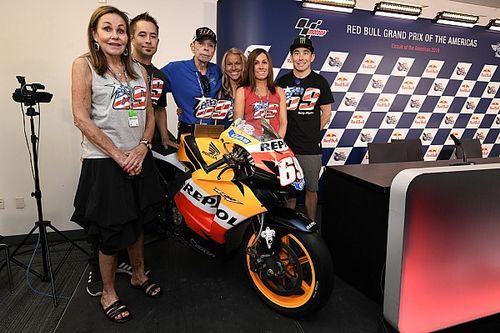 MotoGP retires Hayden's famous #69 in Austin ceremony
