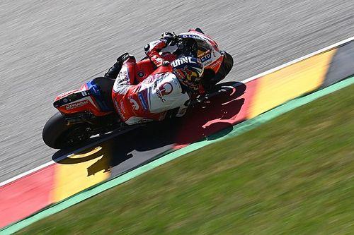 German MotoGP: Zarco ends Quartararo's pole streak despite crash