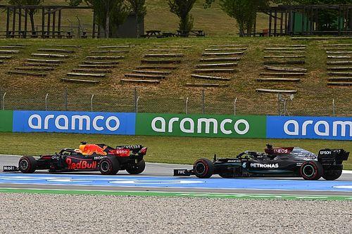 Championnat - Hamilton 14 pts devant Verstappen et 47 devant Bottas