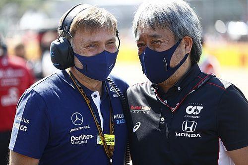 """Williams: """"2022 için pek çok sürücüyle ilgileniyoruz"""""""