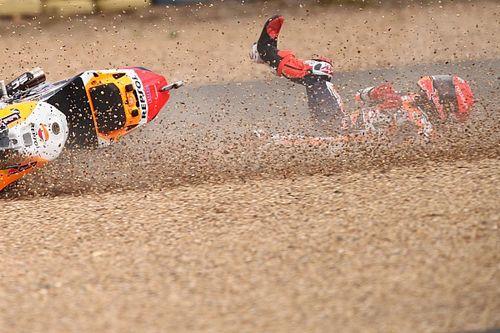 Призер MotoGP посоветовал Маркесу и Honda поменять подход