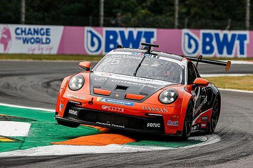 Porsche Supercup: Ten Voorde si conferma campione a Monza