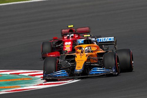 """Webber: """"McLaren, Ferrari'ye kıyasla daha soğukkanlı ve kapasitesi daha yüksek"""""""