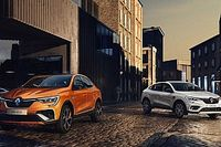 Hibrid hajtással érkezik Európába a vadonatúj Renault Arkana