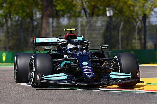"""Bottas voelt vooruitgang: """"Maar hebben nog steeds niet de snelste auto"""""""