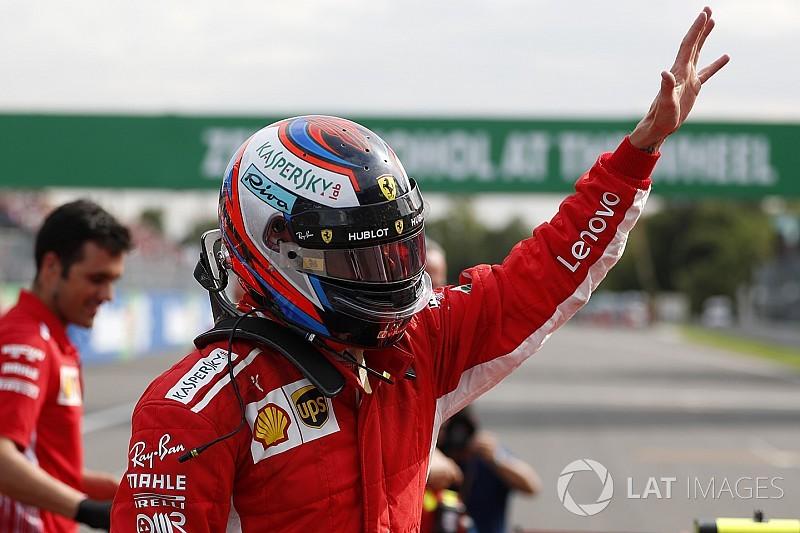 イタリア予選:ライコネン作戦勝ちで今季初ポール獲得!フェラーリ1-2