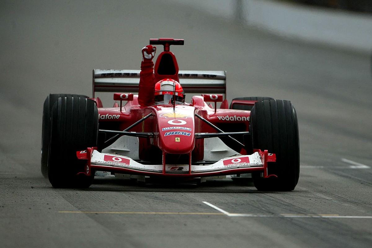 Schumacher, 50: As dez melhores atuações do alemão na F1