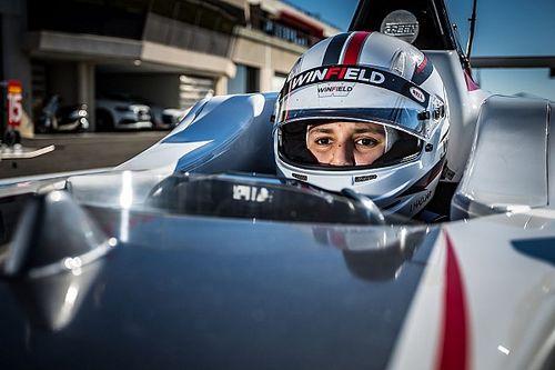 Red Bull'un genç sürücü programına yeni bir isim daha katıldı
