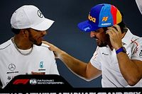 """Hamilton: Alonso will be in """"great shape"""" on F1 return"""