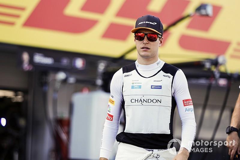 Офіційно: пілот McLaren Вандорн наступний сезон проведе у Формулі Е