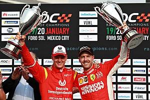 """Vettel: """"Michael zou extreem trots zijn op Mick"""""""