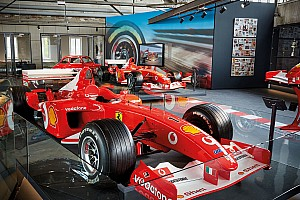 В музее Ferrari откроется выставка в честь 50-летия Шумахера