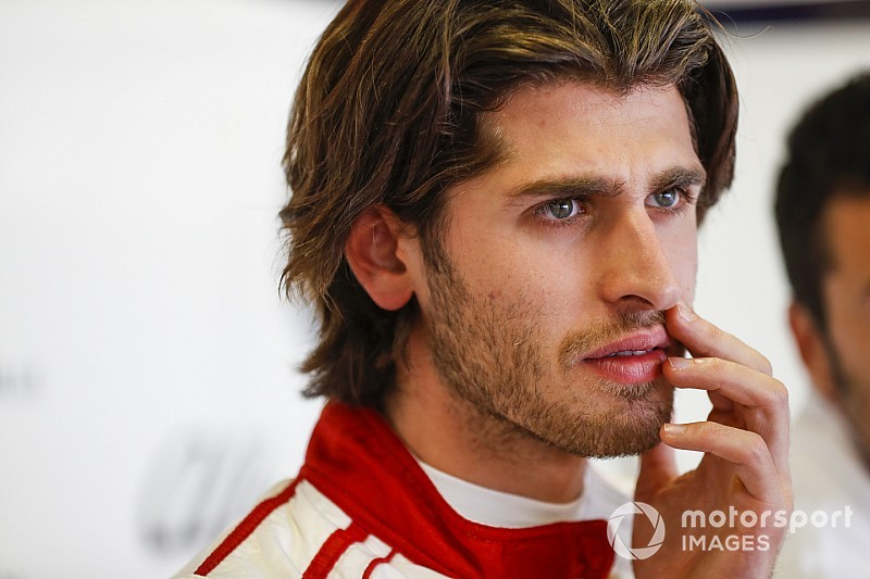Why Giovinazzi could