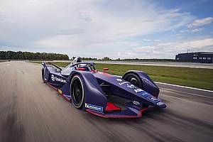 Frijns stapt over naar Virgin Racing in Formule E