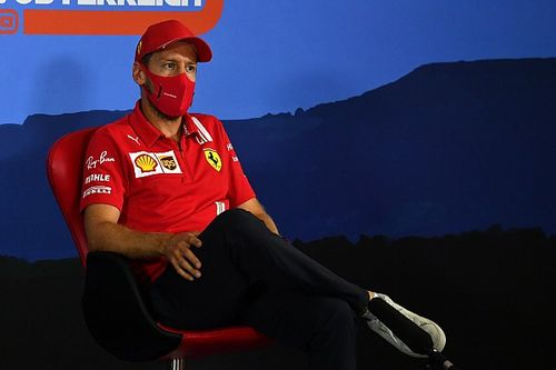 No mask Vettel, Red Bull chat prompts FIA letter