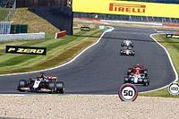 La FIA rivede le regole sui messaggi radio nel giro di formazione