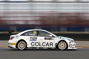 WTCC Practice report Argentina WTCC: Newcomer Guerrieri sets pace in FP1