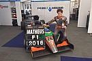 BF3 Gaúcho Matheus Leist é campeão da Fórmula 3 Inglesa