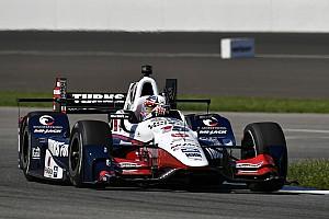 IndyCar Résumé d'essais libres EL1 - Graham Rahal donne le ton à Detroit