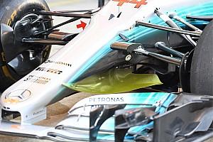 Formel 1 Fotostrecke Formel-1-Technik: Was hinter dem Spanien-Update von Mercedes steckt