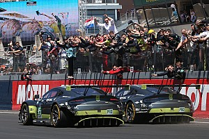 Ле-Ман Новость «Сделай или умри!» Aston Martin о победе над Corvette