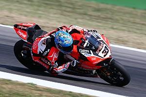 WSBK Intervista Ducati, Melandri: