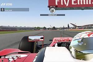 FORMULA 1 LİGİ Son dakika Britanya GP'de zafer Erdem Akyol'un