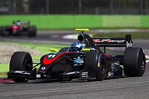 Formula V8 3.5 Reporte de la carrera Nissany vence en Jerez tras aguantar a Fittipaldi en la F3.5