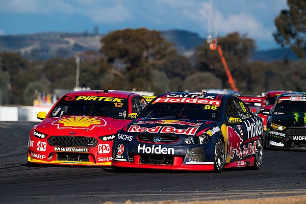Supercars Breaking news Triple Eight 'hungrier' after Penske success