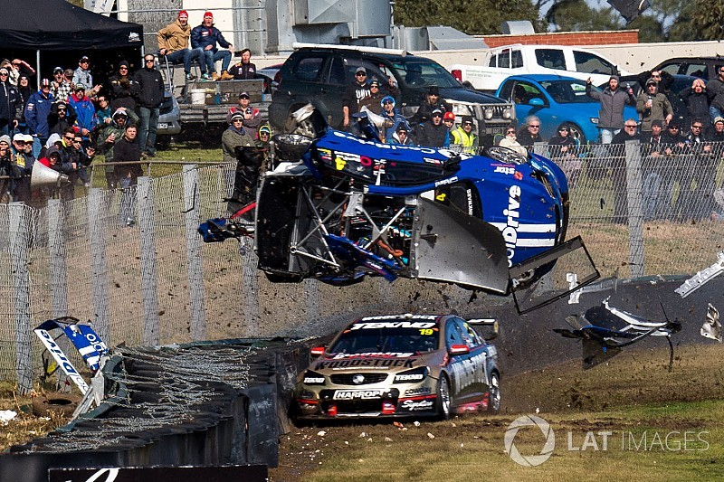 Campbell says he could see monster Sandown shunt coming