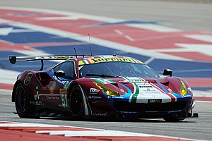 WEC Intervista Ferrari, Rigon: